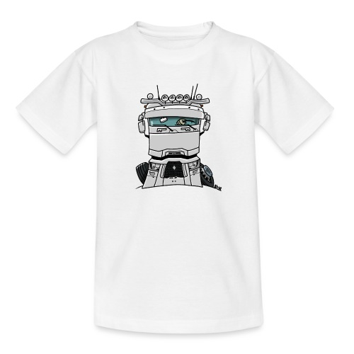0813 R truck wit - Teenager T-shirt