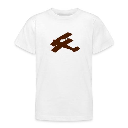 ukflagsmlWhite - Teenage T-Shirt