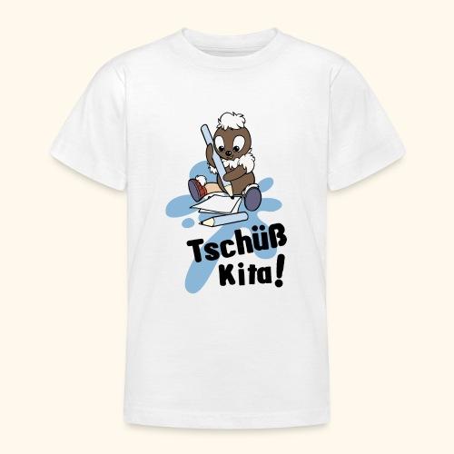 Pittiplatsch Tschüß Kita! - Teenager T-Shirt