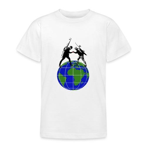 Utforske 2018 - T-skjorte for tenåringer
