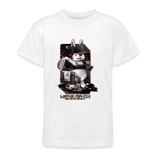 Lepus Pirata Machina - Teenager T-shirt