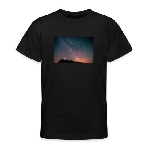 Milchstraße Fotografie Galaktisches Zentrum - Teenager T-Shirt