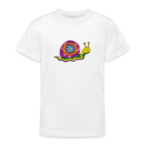 Gino l'escargot - T-shirt Ado