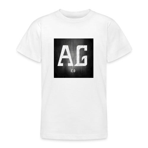 AGLOGO20-png - Teenager T-shirt