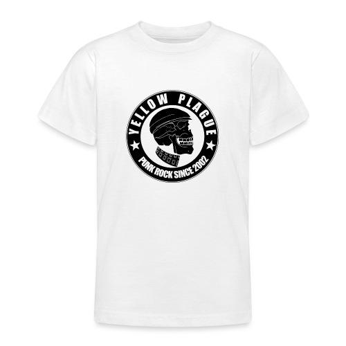 Yellow Plague - Nuorten t-paita
