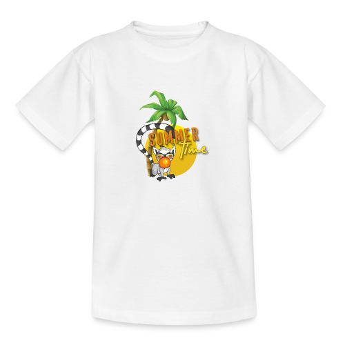 Lemur - Teenager T-Shirt