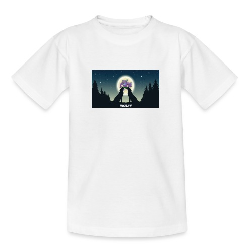 Wolfy - Teenage T-Shirt