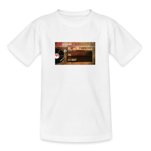 T.N.G. - X.T.C. Reality - Teenager T-shirt