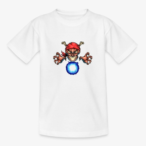 Magicien Pirate - T-shirt Ado