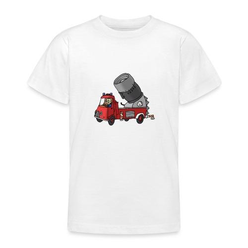 Wasserwerfer - Teenager T-Shirt