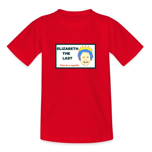 elizlast2 - Teenage T-Shirt