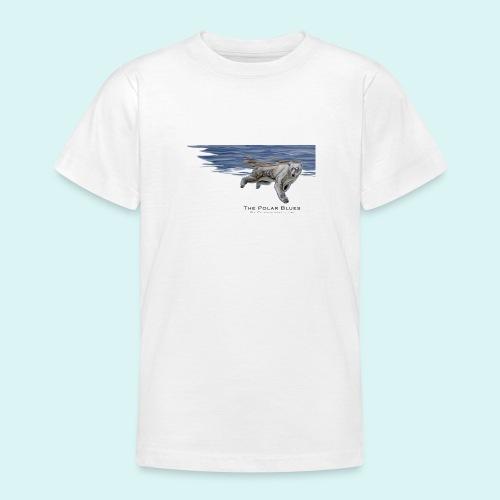 Polar-Blues-SpSh - Teenage T-Shirt