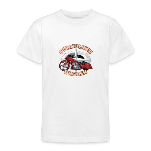Stratoliner bagger 01 - Teenager T-shirt