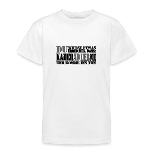 KamerAdler - Teenager T-Shirt