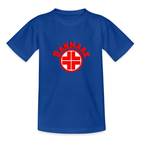Denmark - Teenage T-Shirt