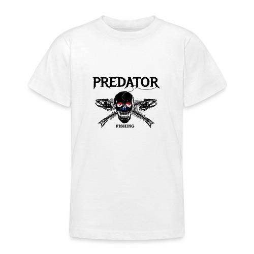 predator fishing Holland - Teenager T-Shirt