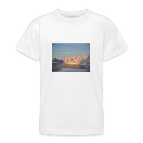 Suomen talvi - Nuorten t-paita