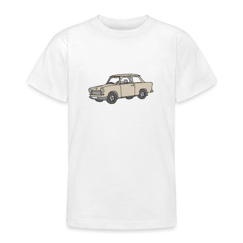 Trabi, Trabant (papyrus) - Teenager T-Shirt