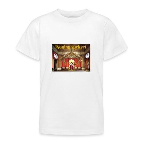 Koning Spekvet - Teenager T-shirt