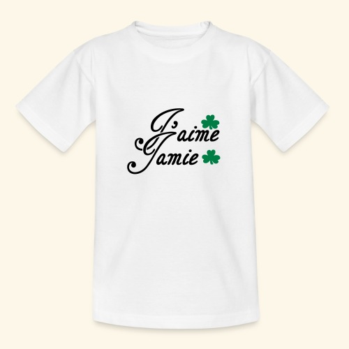 Jaime J - Teenage T-Shirt