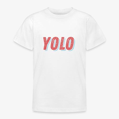 Yolo - Koszulka młodzieżowa
