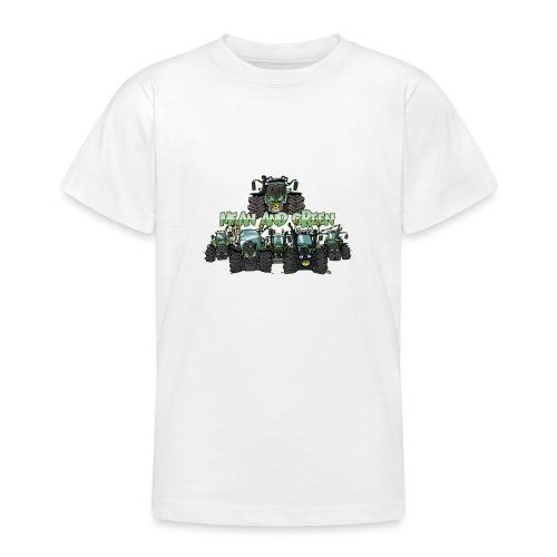 MeanAndGreen6F - Teenager T-shirt