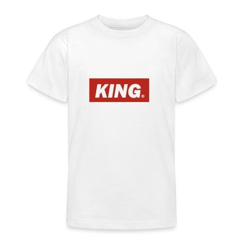 Rey reina - Camiseta adolescente