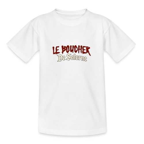 Le BOUCHER de Salerne - T-shirt Ado