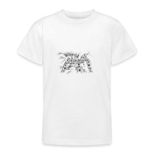 les girafes bavardes - T-shirt Ado