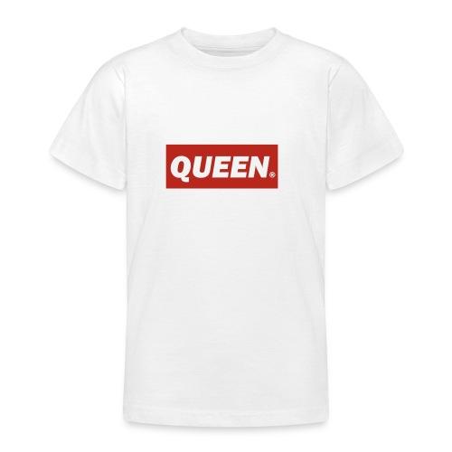 Reina rey - Camiseta adolescente