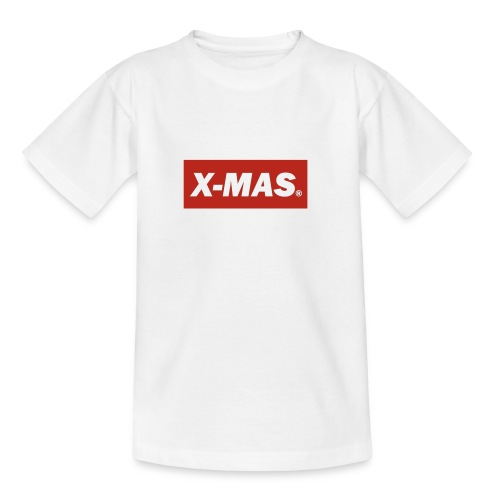X Mas - Teenage T-Shirt