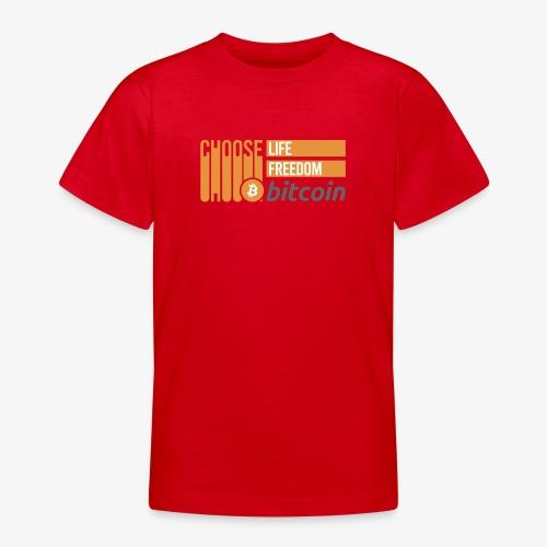 Bitcoin - T-shirt Ado