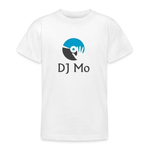 DJMo Logo 02 - Teenager T-Shirt