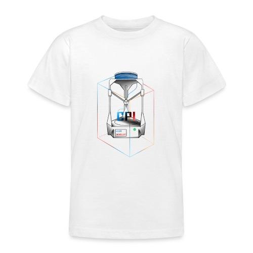 New Logo CPI - T-shirt Ado