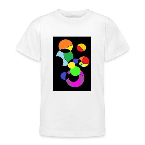 circles - Camiseta adolescente