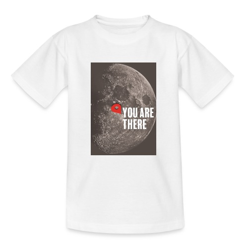 Dans la lune - T-shirt Ado