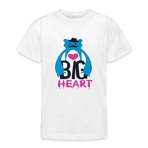 Big Heart Monster Hugs - Teenage T-Shirt