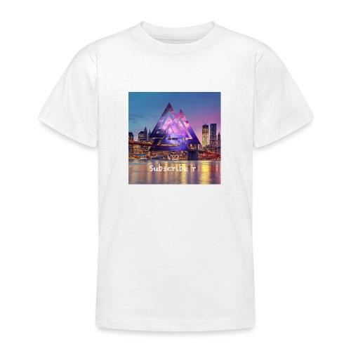 10F9E8E4 EFC0 46A6 A8B1 21E85A91EB34 - T-shirt tonåring