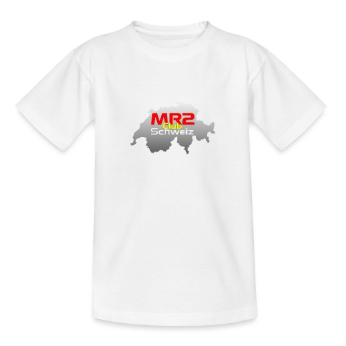 Logo MR2 Club Logo - Teenager T-Shirt