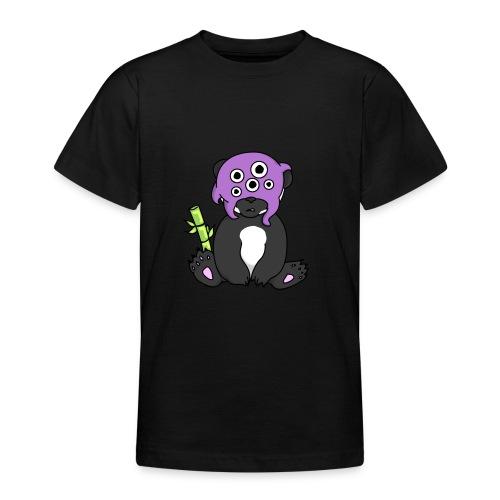 panda procrastinateur png - T-shirt Ado