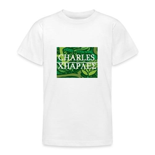 CHARLES CHARLES JUNGLE PRINT - LIMITED EDITION - Teenage T-Shirt