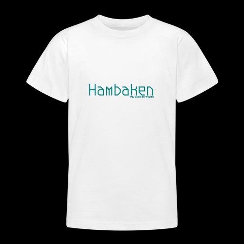 Hambaken Plasmatic Regular - Teenager T-shirt