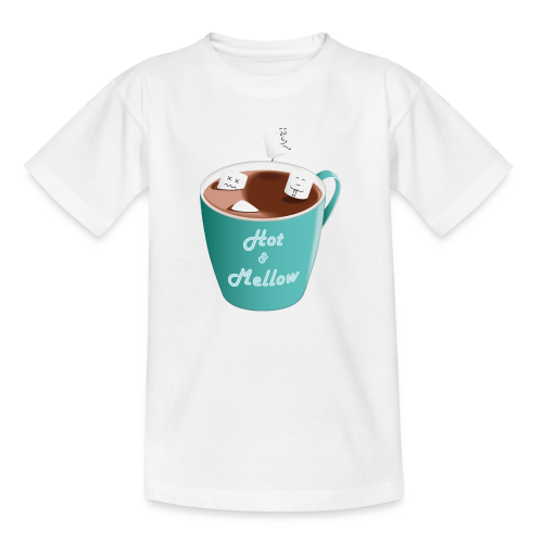 Hot & Mellow - foodcontest - Teenage T-Shirt