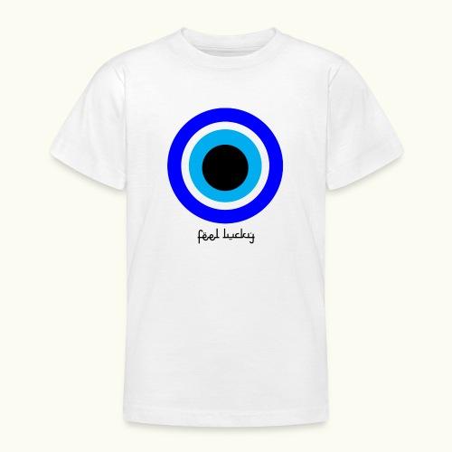 luck eye - Teenager T-shirt