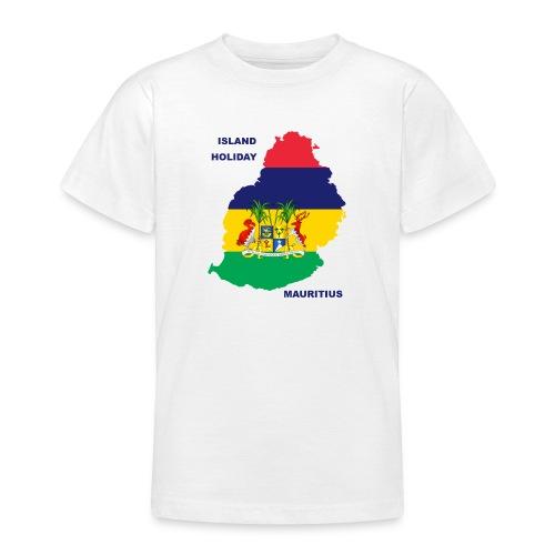 Mauritius Island Holiday - Teenager T-Shirt