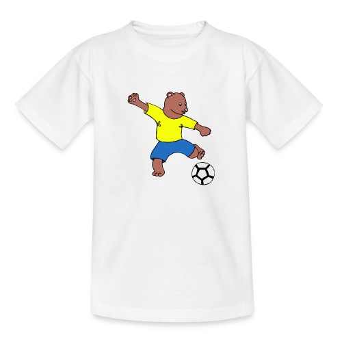 Bill le footballeur - T-shirt Ado