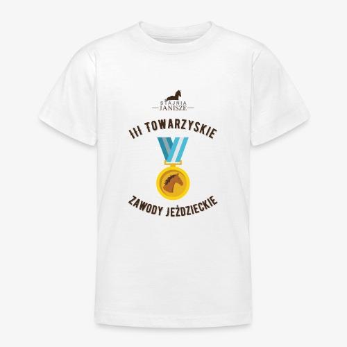 Serce dla szymona 13 - Koszulka młodzieżowa