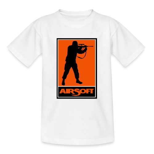 airsoft - Camiseta adolescente