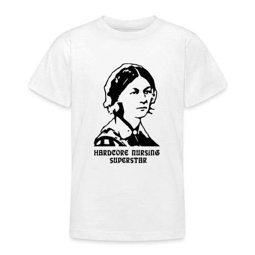 Nursing Superstar - Nuorten t-paita