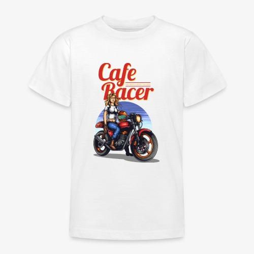 Cafe Racer - T-shirt Ado